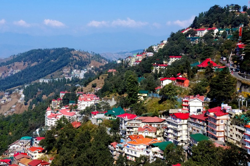 Image result for hill station shimla himachal pradesh