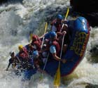 Adventure Tours In India, River Rafting