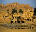 Bada Bagh in Jaisalmer, Images of Bada Bagh, Rajasthan Images