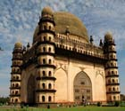 Gol Gumbaz, Monuments of Bijapur, Images of Gol Gumbaj