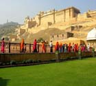Mughal Imprints on rajasthan, Amber fort rajasthan