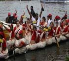 Kerala Boat race Images, Kerala water boat race picture