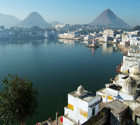 rajasthan pushkar lake