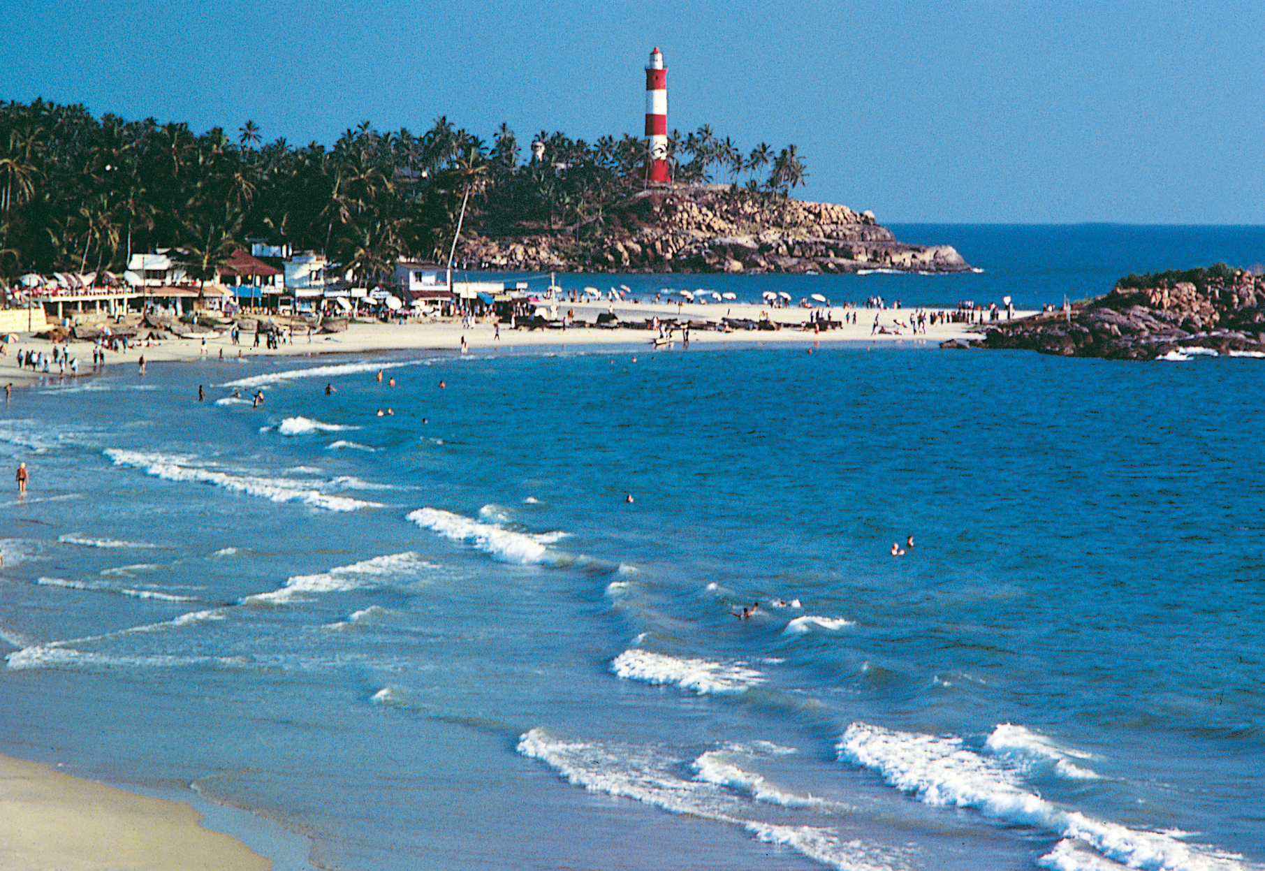 Arabian Sea in Kerala