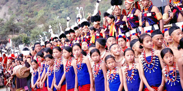 Tribal Culture of North East