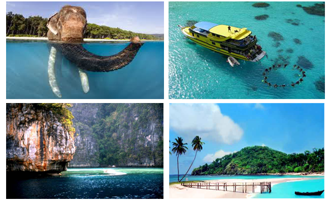 Andaman and Nicobar Islands Holidays