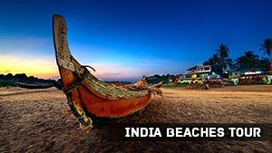 India Beaches Tour